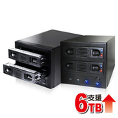 [富廉網] 伽利略 DigiFusion 35D-U32R USB3.0 1至2層抽取式硬碟外接盒