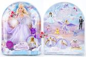 【居家優品】Barbie芭比 Magic Pegasus魔幻飛馬 安妮卡Annika