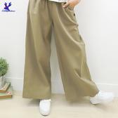 【春夏新品】American Bluedeer - 鬆緊棉麻寬褲 三色