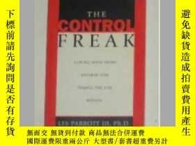 二手書博民逛書店【英文原版書】罕見The Control Freak [ Les
