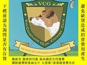 二手書博民逛書店Golf罕見Dogs-高爾夫球狗Y346464 Buzz Rettig Published by Crea..