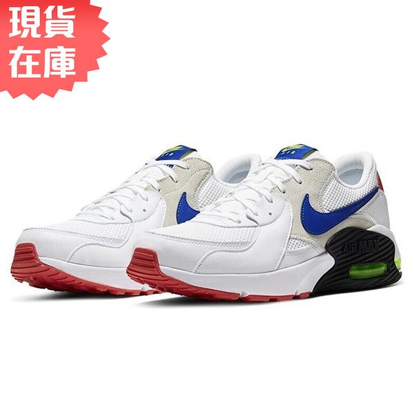 【現貨在庫】NIKE AIR MAX EXCEE 男鞋 慢跑 休閒 氣墊 避震 白 【運動世界】CD4165-101