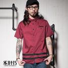 產地:台灣 版型:男款 主布:YH20582襯衫布 成分:100% Cotton