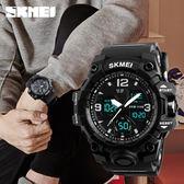男士防水防震電子錶多功能戶外特種兵戰術軍錶運動潛水手錶