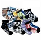 小童防滑襪,大約1-3歲可穿,12-15cm(男款10件組)