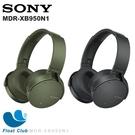 Sony EXTRA BASS系列 無線藍芽耳機 MDR-XB950N1 (綠色/黑色) (限宅配)