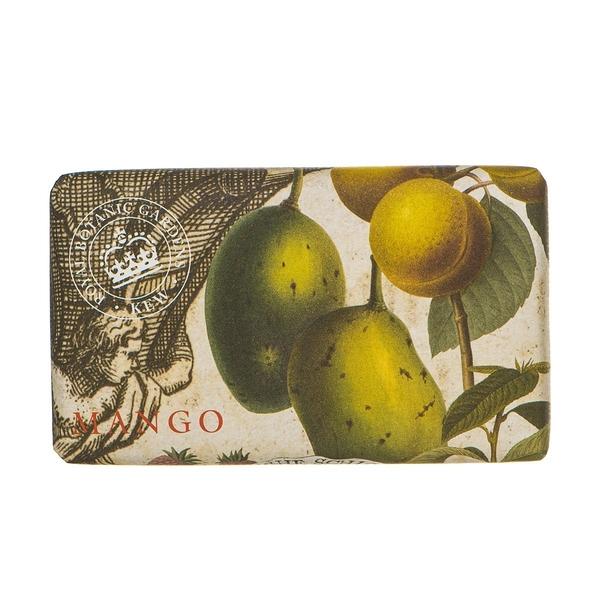 岡山戀香水~Kew Gardens 英國皇家植物園 乳木果油天然香皂 240g (香芒) ~優惠價:299元