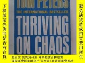 二手書博民逛書店Thriving罕見on Chaos: Handbook for