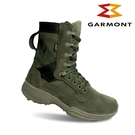 GARMONT 中性款Gore-Tex高統Mission軍靴T8 NFS 670 GTX 481996/219 軍綠 / 城市綠洲 (高筒靴、防水透氣)