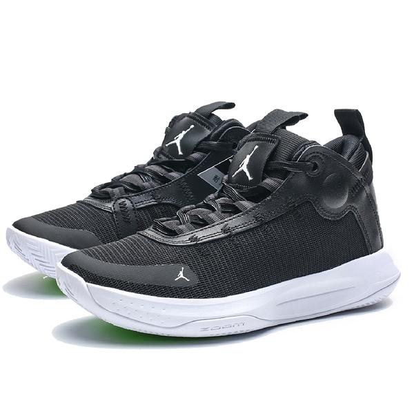NIKE JORDAN JUMPMAN 2020 PE 黑 白 喬丹 運動 氣墊 籃球鞋 男 (布魯克林) BQ3448-001