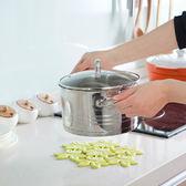 ♚MY COLOR♚ 花型可拼接隔熱墊(7入) 廚房 蒸煮 鍋具 加熱 餐桌墊 置物 烹飪 料理【N311】