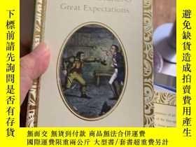 二手書博民逛書店Great罕見Expectations(金邊口袋本)Y236663 Charles Dickens Flame