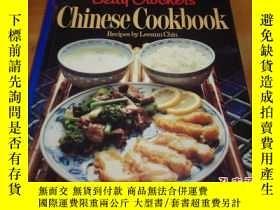 二手書博民逛書店Chinese罕見cookbook--16開精裝外文原版--中國