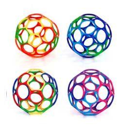 【佳兒園婦幼館】O ball 魔力洞動球-4吋洞動球