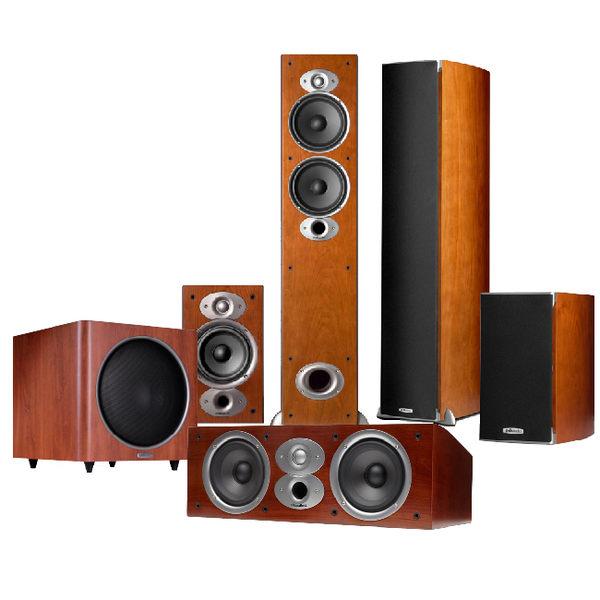 美國 Polk Audio RTiA5 5.1聲道 家庭劇院組