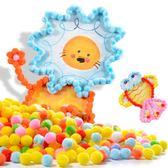 兒童手工制作材料包diy幼兒園創意益智粘貼毛毛球畫玩具 GY628『寶貝兒童裝』