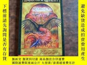 二手書博民逛書店EMILY罕見RODDA Return to DelY17030