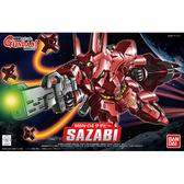 BB戰士 SD鋼彈劇場版 逆襲的夏亞 BANDAI 組裝模型 MSN-04 SAZABI 沙薩比(沙沙比) 382