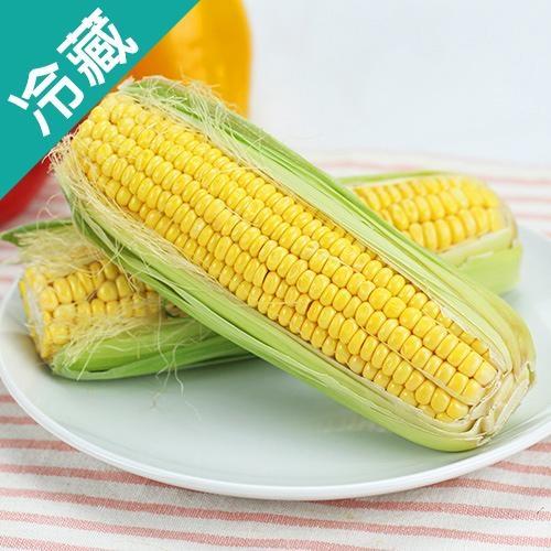 【台灣】甜玉米1盒(2條/盒)【愛買冷藏】