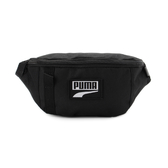 PUMA DECK WAIST BAG 小腰包 黑 076906-01