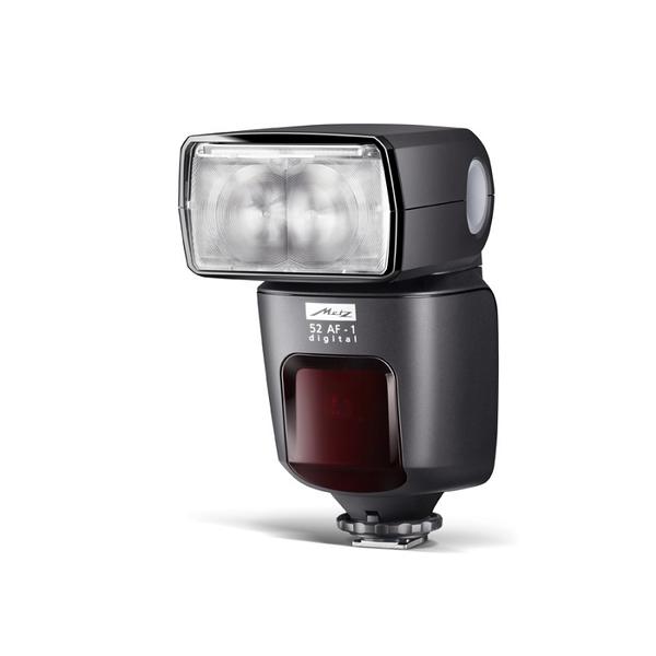 《METZ》 德國美緻 52 AF-1 (52 AF1) 高品質閃光燈 適用CANON (華拓公司貨)