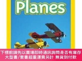 二手書博民逛書店National罕見Geographic Readers: PlanesY454646 Amy Shields