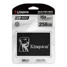 Kingston 金士頓 KC600 256GB 2.5 吋 SATA SSD 固態硬碟