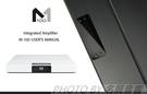 《名展影音》可24分期 ~ 法國MICROMEGA M-ONE / M1 綜合擴大機 全新力作 鋁合金打造