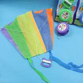 攜帶型 輕巧摺疊式口袋風箏 掌中風箏/一袋5個入{促90}~田1458~CF123974