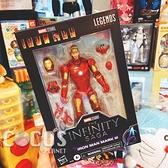 Hasbro 孩之寶 6吋 漫威 MARVEL 無限傳奇 傳奇人物 鋼鐵人MK III 可動公仔 COCOS FG680