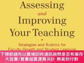 二手書博民逛書店預訂Assessing罕見And Improving Your Teaching: Strategies And