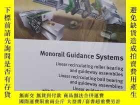 二手書博民逛書店Monorail罕見Guidance SystemsY20115