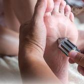 宜灸寶足底按摩溫灸棒純銅溫灸足療器家用腳底點穴位保健養生YYJ 卡卡西