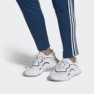 J-adidas Ozweego 男鞋 運動 慢跑 老爹 復古 潮流 時尚 穿搭 緩震 愛迪達 白灰 EF4287