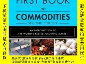 二手書博民逛書店A罕見Trader s First Book On Commodities: An Introduction To