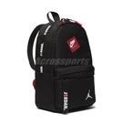 Nike 後背包 Jordan Backpack 黑 紅 男女款 雙肩背 運動休閒【ACS】 JD2113007TD-001