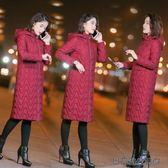 羽絨棉襖女棉服女加厚冬季外套
