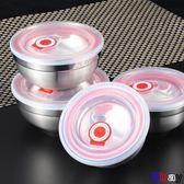 [Bbay] 不銹鋼米飯碗湯碗泡面碗兒童碗可愛甜品碗糖水碗【BDH1013】