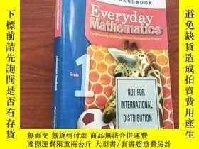 二手書博民逛書店Everyday罕見Mathematics Teachers Lesson Guide Grade 1Y236