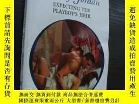 二手書博民逛書店EXPECTING罕見THE PLAYBOY S HEIRY14
