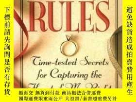 二手書博民逛書店The罕見Rules(tm)Y256260 Ellen Fein Warner Books 出版1996