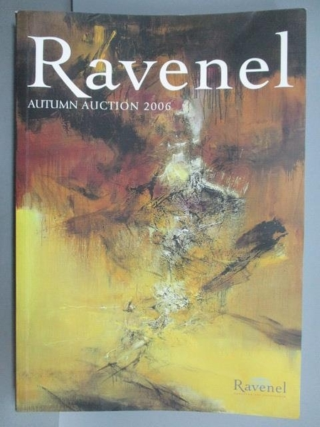 【書寶二手書T2/收藏_PDD】Ravenel Autumn Auction 2006