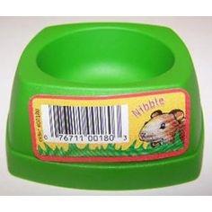 NB-S小動物防啃咬點心碗 老鼠飼料碗 -S 小尺寸 美國寵物第一品牌LIXIT® 立可吸