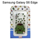 復仇者聯盟Q版透明軟殼 [綠巨人] Samsung G9250 Galaxy S6 Edge【正版授權】