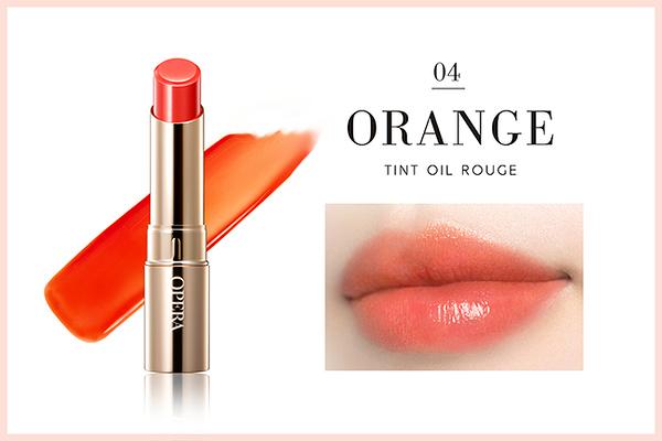 OPERA渲漾水色唇膏-04橙橘(3.8g) 【花嫁唇膏】