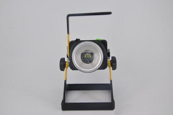 【世明國際】可變焦照明燈 可調焦 燈頭旋轉變焦 工作燈 工地燈 手電筒 多功能LED燈 18650+直充