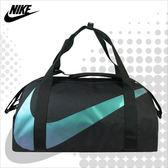 NIKE 旅行袋 行李袋 訓練包 運動健身袋 手提袋 黑色 BA5567 得意時袋