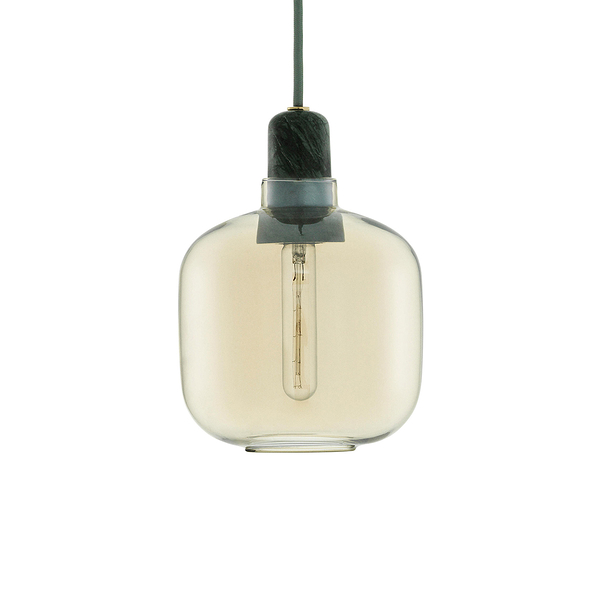 丹麥 Normann Copenhagen Amp Suspension Lamp Small 真空管 玻璃 吊燈 小尺寸