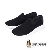 Hush Puppies (女)網布內增高自尊鞋休閒鞋 女鞋-黑(另有灰.粉)