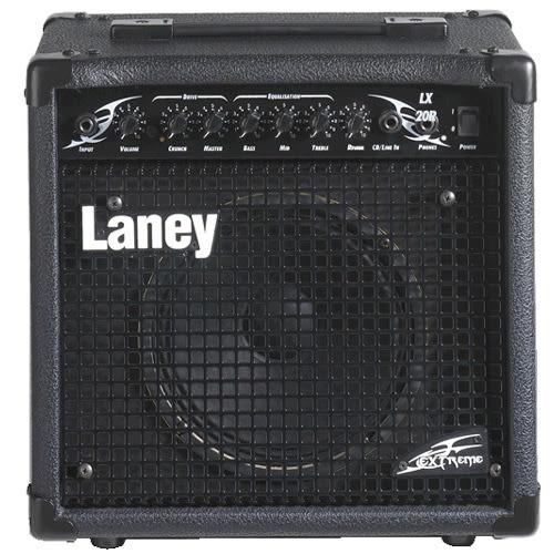【敦煌樂器】LANEY LX20R 電吉他音箱